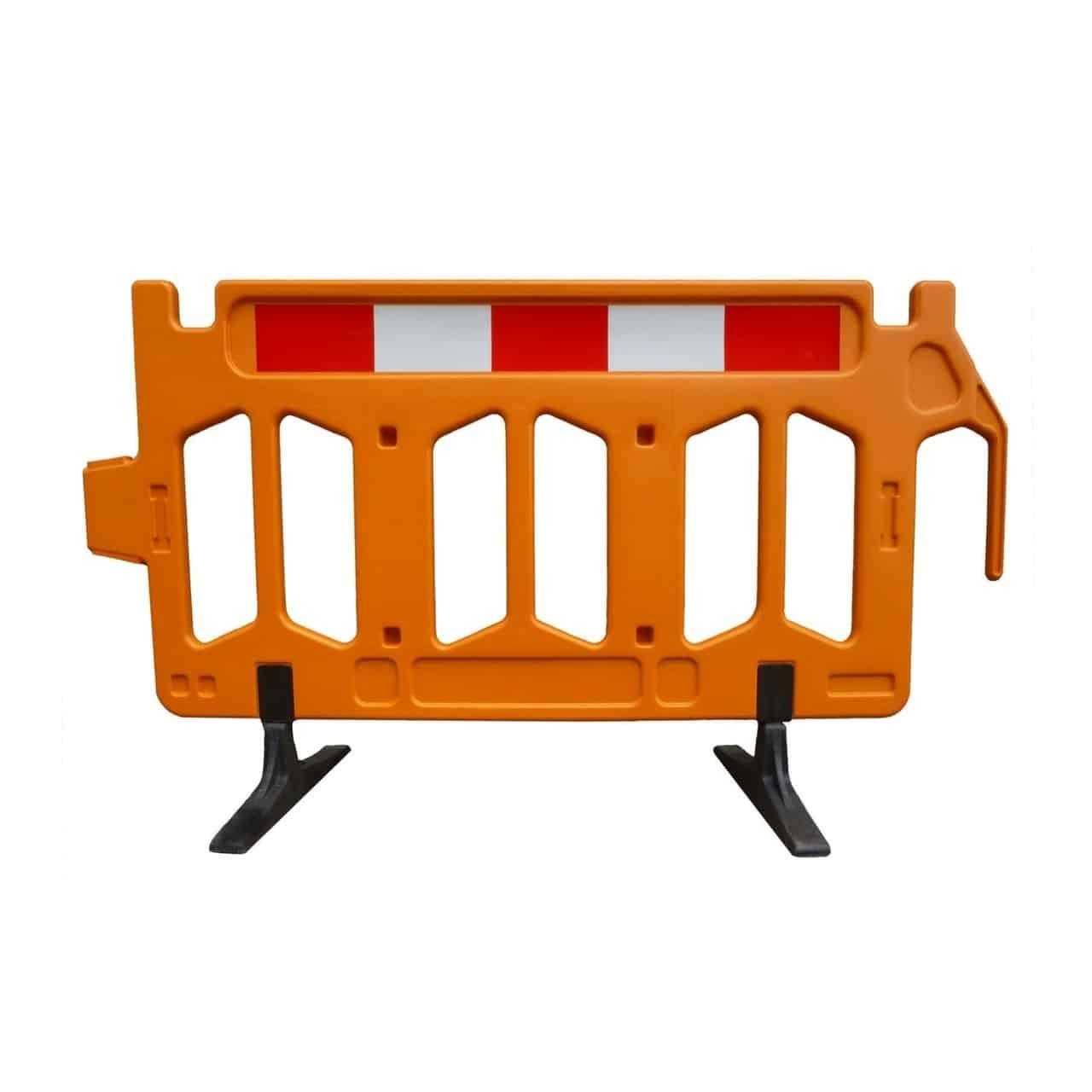 2 meter pedestrian barrier