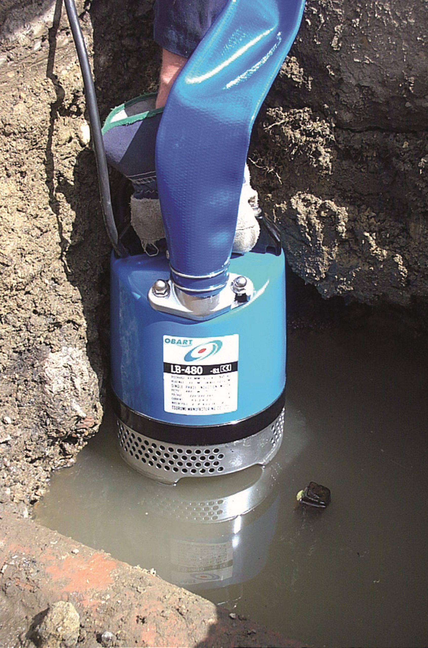 50mm Submersible Water Pump