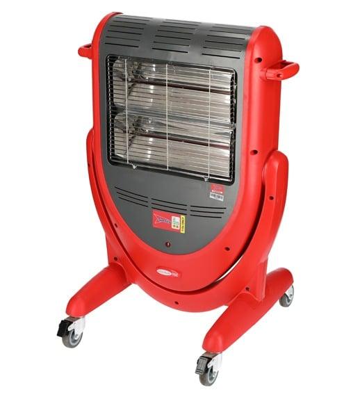 thermoquartz heater hire